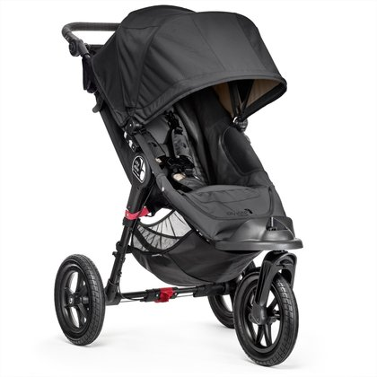 Baby Jogger City Elite ™ 3-wheeler Black 2016 - Imagen grande