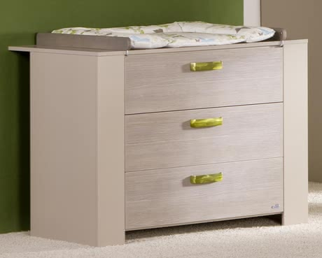 Geuther baby changing table Stone 2014 - Imagen grande