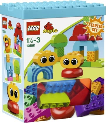 LEGO Duplo My First Set of figures 2014 - Imagen grande