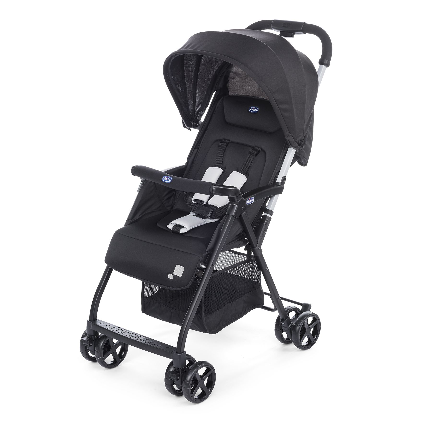 Silla De Paseo Ohlal Chicco 2017 Black Night Comprar En