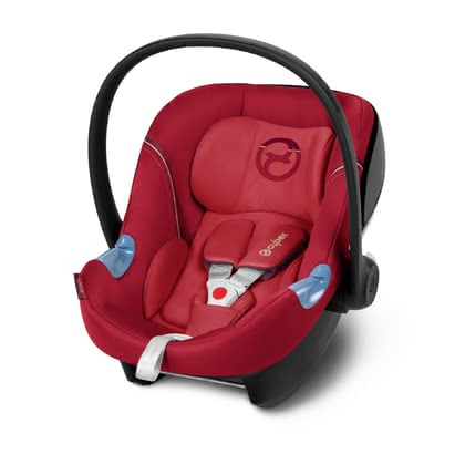 Portabebés Aton M Cybex Infra Red - red 2017 - Imagen grande